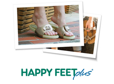 Happy Feet Plus | Retail