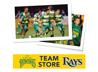 Tampa Bay Rowdies Team Store